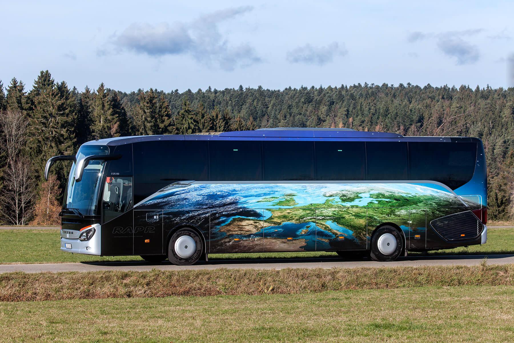 umweltschutz stuttgart busvermietung bus mieten im. Black Bedroom Furniture Sets. Home Design Ideas