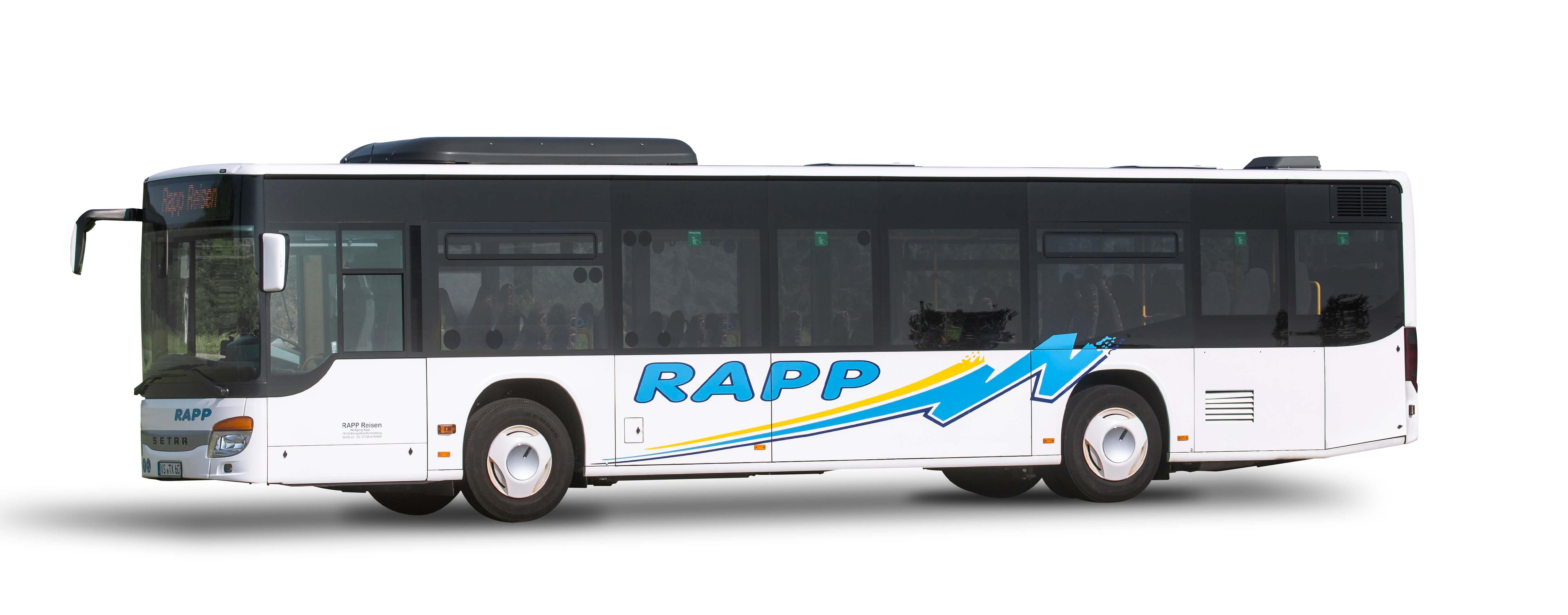 Bus Nahverkehr aussen