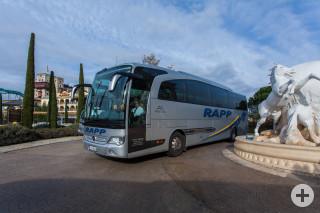 Stuttgart Busvermietung Rapp Incoming